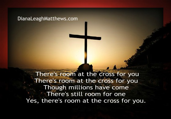 Behind the Song: Room at the Cross for You