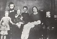 William and Catherine Booth family