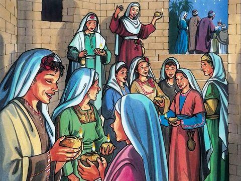 Women Followed Jesus: Salome, wife of Zebedee