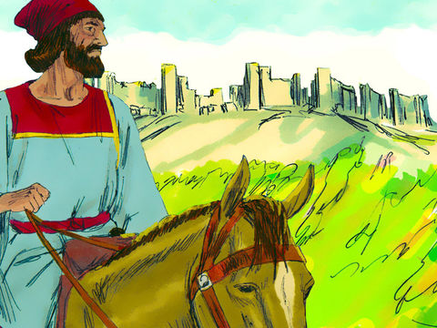 Hope in the Bible: Nehemiah Rebuilt A City