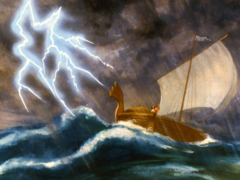 Uncertain Times: Jonah in the Belly of the Whale