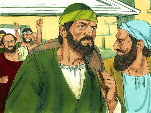 The Apostles: Silas
