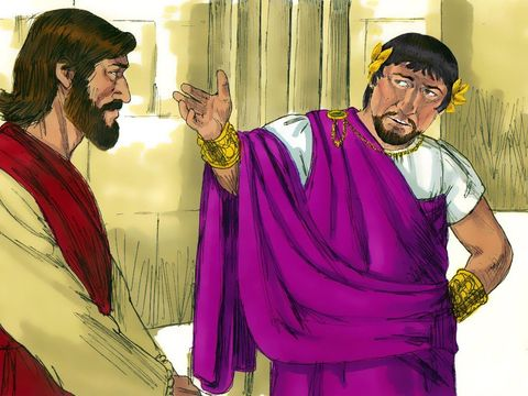 Eyewitness to Easter: Herod Tries Jesus