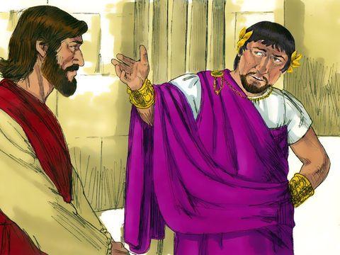 Eyewitness to Easter: Herod Tries Jesus