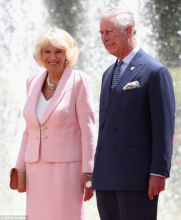 Charles had been heartbroken when he lost Camilla to Andrew; but however strong his feelings for her, life had to go on