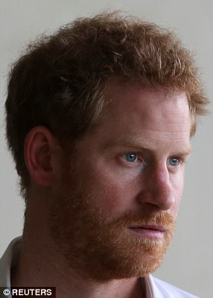 In an extraordinary interview, Prince Harry, pictured, has given an astonishing insight into how he once felt directionless