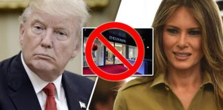 Melania Trump has been reported to have been stopped from attending a shopping trip while on tour Photo (C) GETTY IMAGES