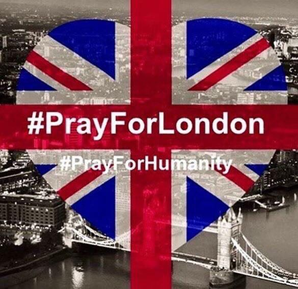 Pray For London Photo (C) GETTY IMAGES