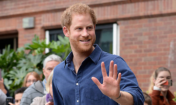 Congratulation to Prince Harry