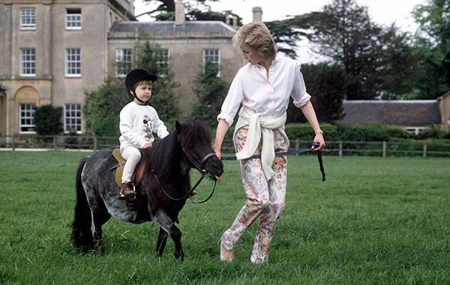 Why Prince William Said That Diana Would Be Nightmare Grandmother, Absolute Nightmare?