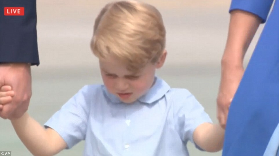 Which Surname Will Prince George Adopt For School? 'Mountbatten-Windsor' Or 'Cambridge' ?