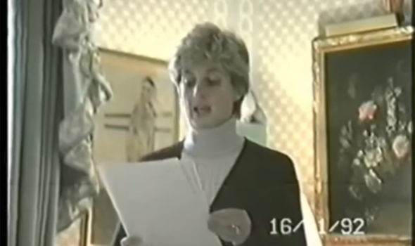 Princess Diana believed one of her inner circle was bumped off shocking never-before-seen footage reveals