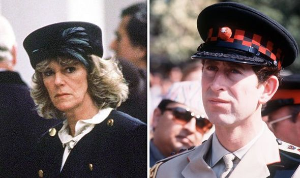 Royal RAGE: How Charles dancing with Camilla sparked FURY ...