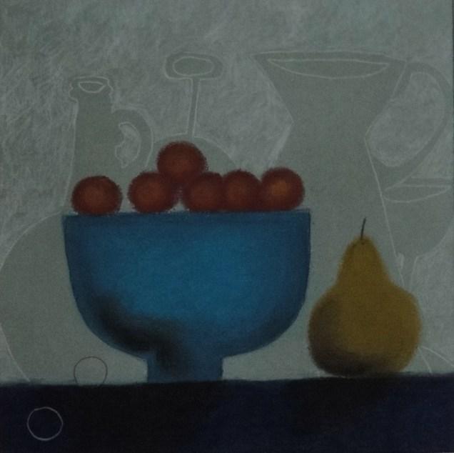 Bowl + Pear