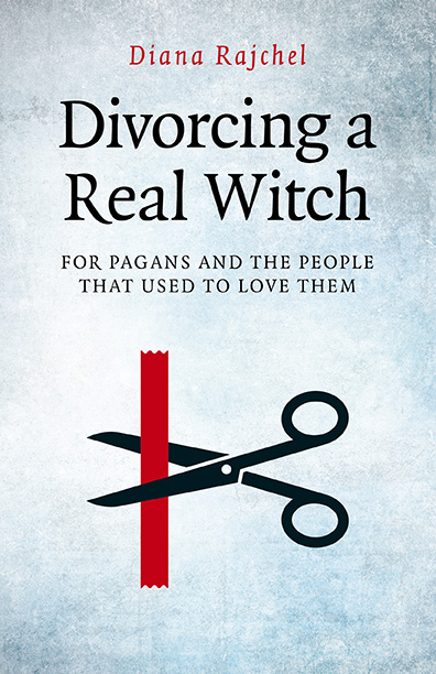 Divorcing a Real Witch Book Cover 1st edition ... probably only, but whatever.