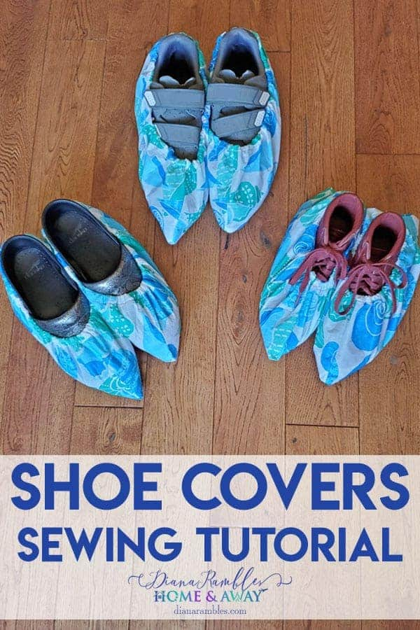 How to Make Shoe Covers For Cosplay: Easy