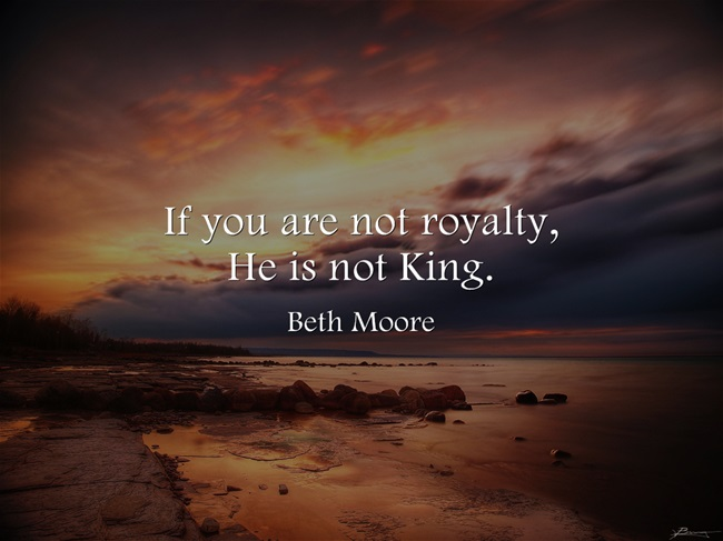 If-you-are-not-royalty