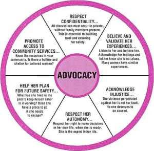 DV advocacy