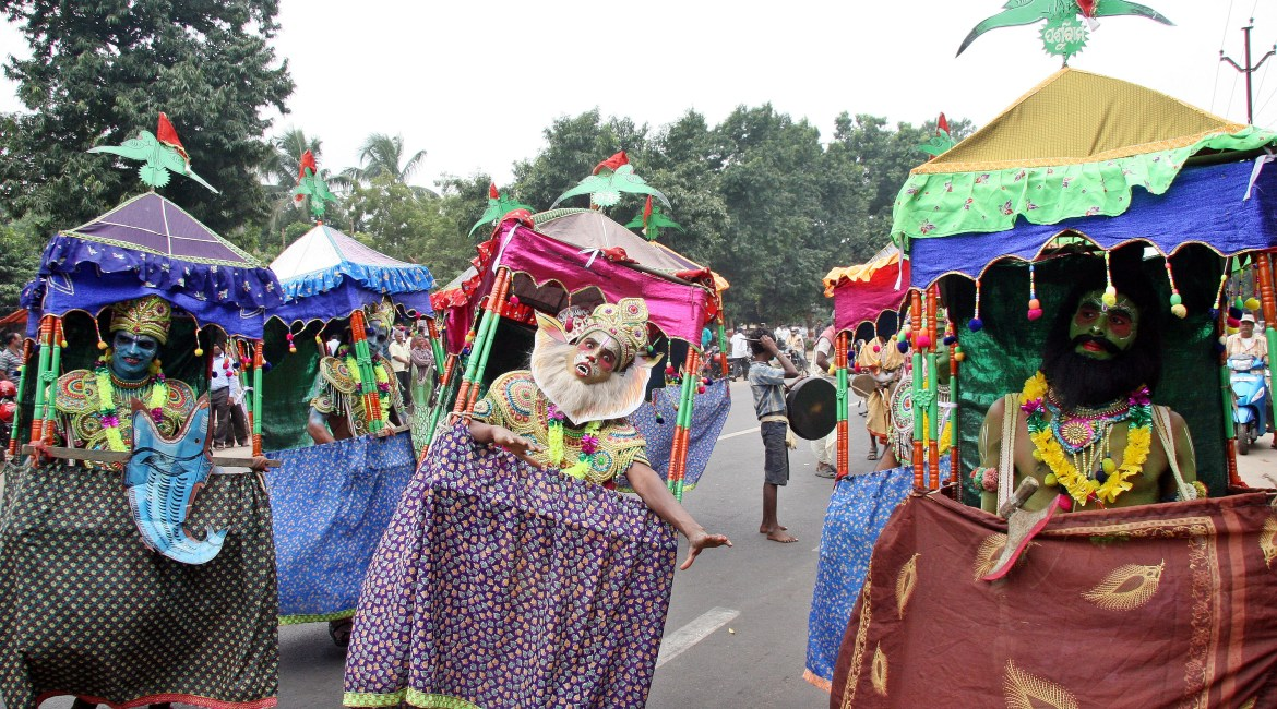 A 'Paika' celebration sans religious bias