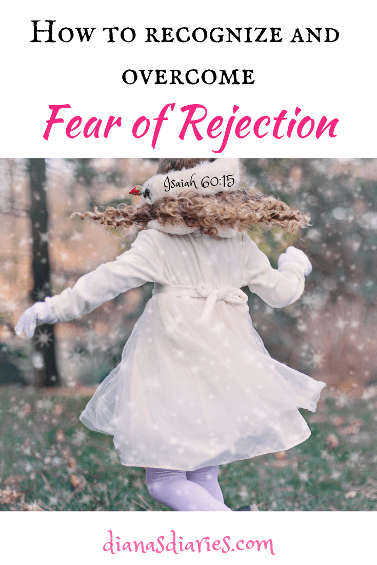 How to recognize and overcome the fear of rejection