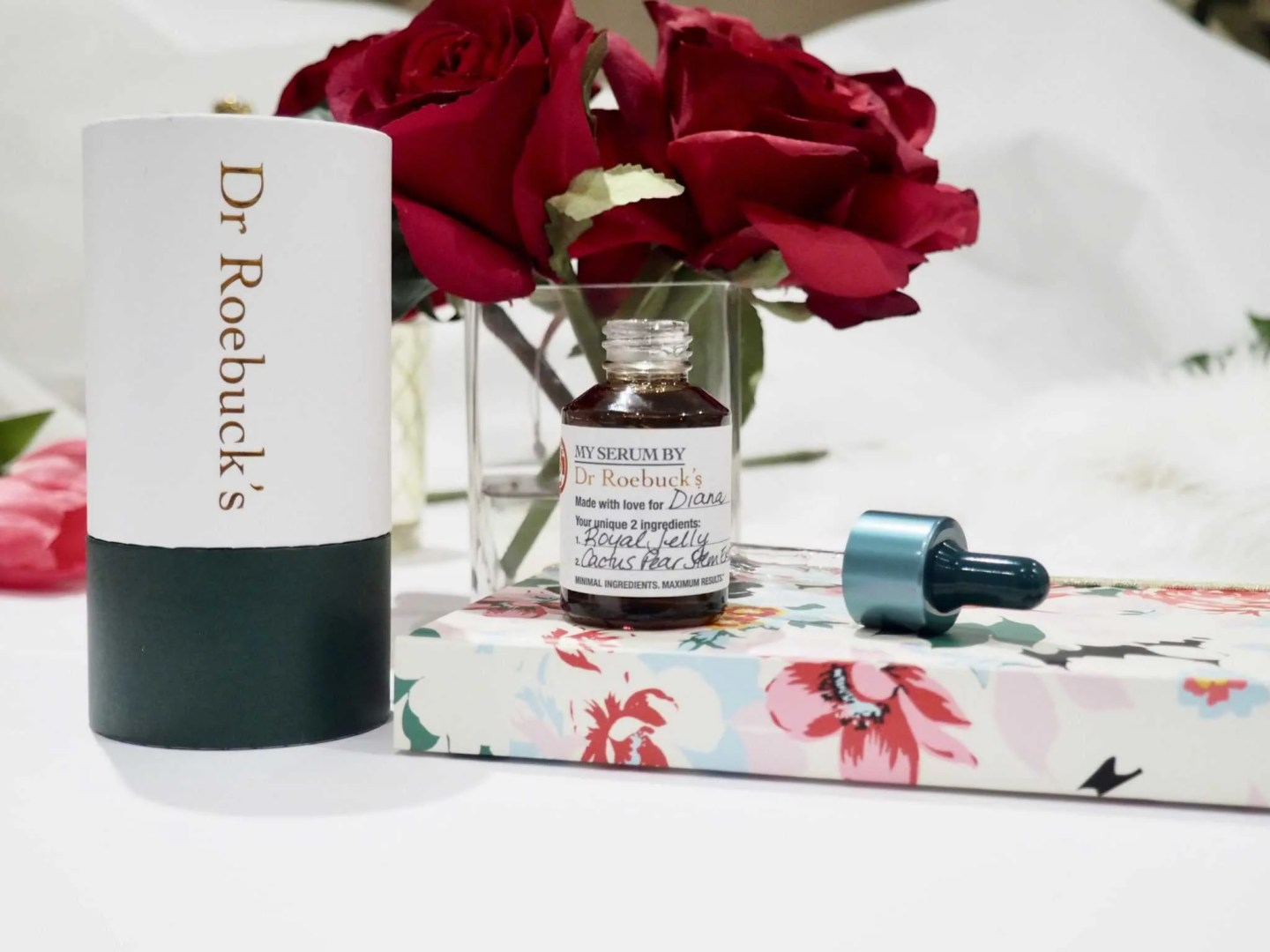 Dr Roebuck's Customized Beauty With Minimal Ingredients