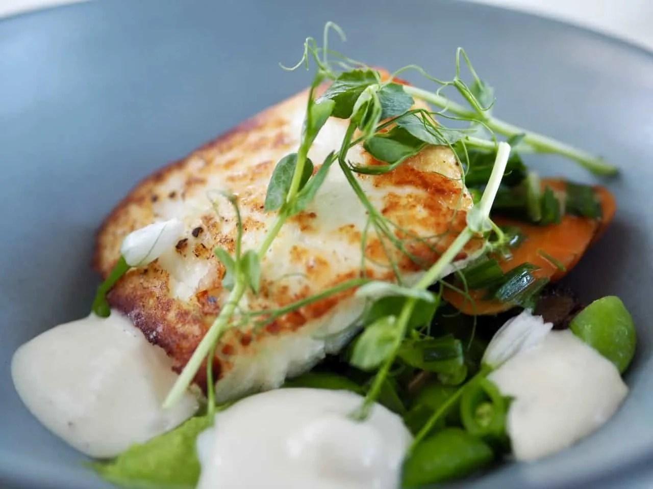 Hermosa Inn seafood