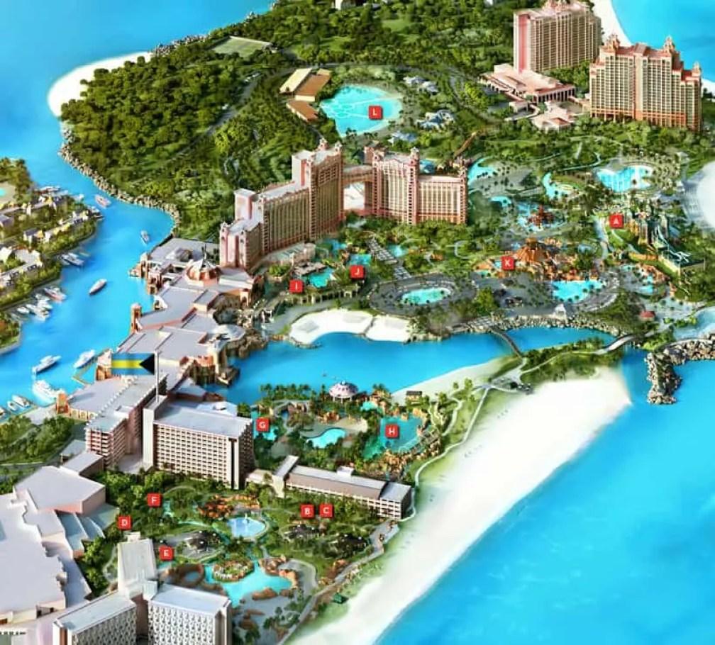 Paradise Island: Best Things To Do In Atlantis Resort Bahamas