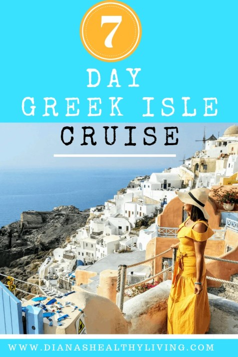 Best Way to Travel Greek Islands: Click here for a full review of the 7 Day Norwegian Cruise from Venice, one of the best Greek Island cruises. Learn about a Greek Cruise Vacation, Greek Cruise Excursions. Things to do on a Cruise.