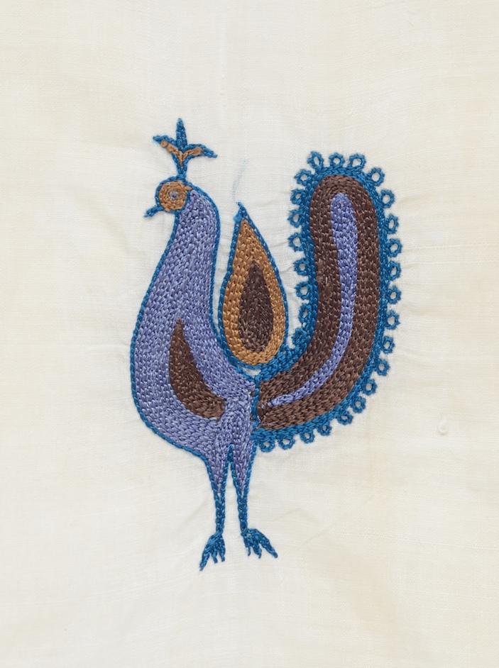 Peacock – Ari sample