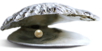 The kingdom of God is like a pearl of great price.