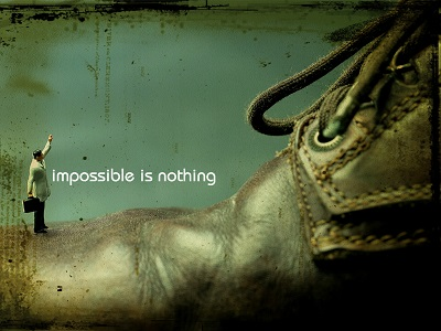 God's dreams can look impossible, but they're not.