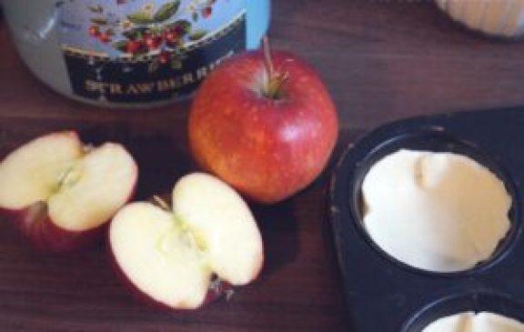 Apfelkuchen Minis