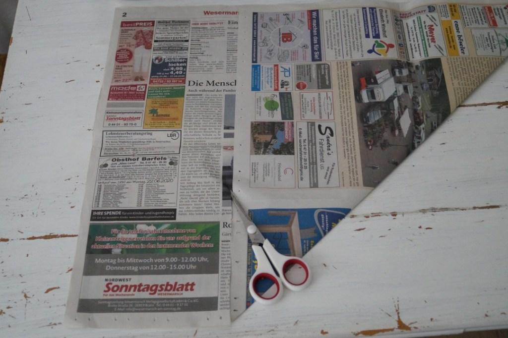 Mülltüten basteln