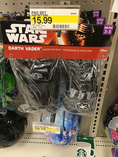 Star Wars Protective Gear