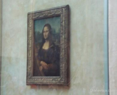 Monalisa Louvre