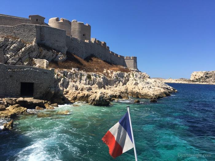 Chateau Díf Marselle