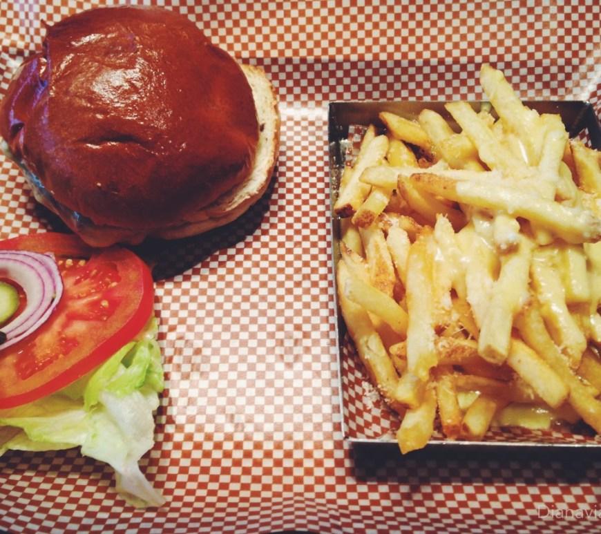 Dicas de hambúrguer em Londres