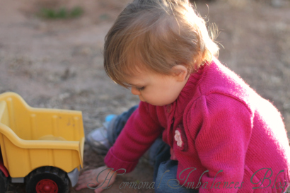 Trucks, Dirt, & Pink.