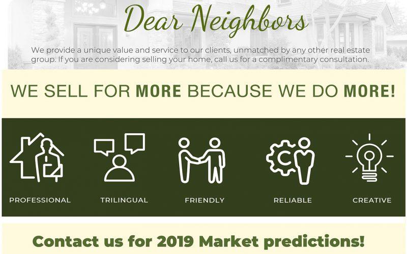 My market update – Sunnyvale Jan