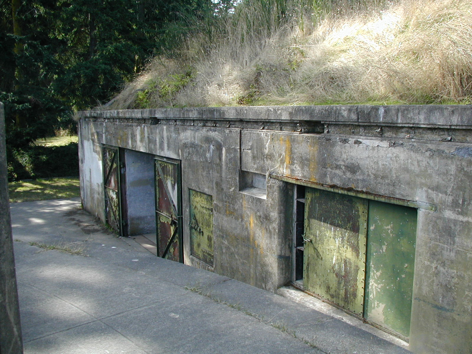 Battery at Fort Worden