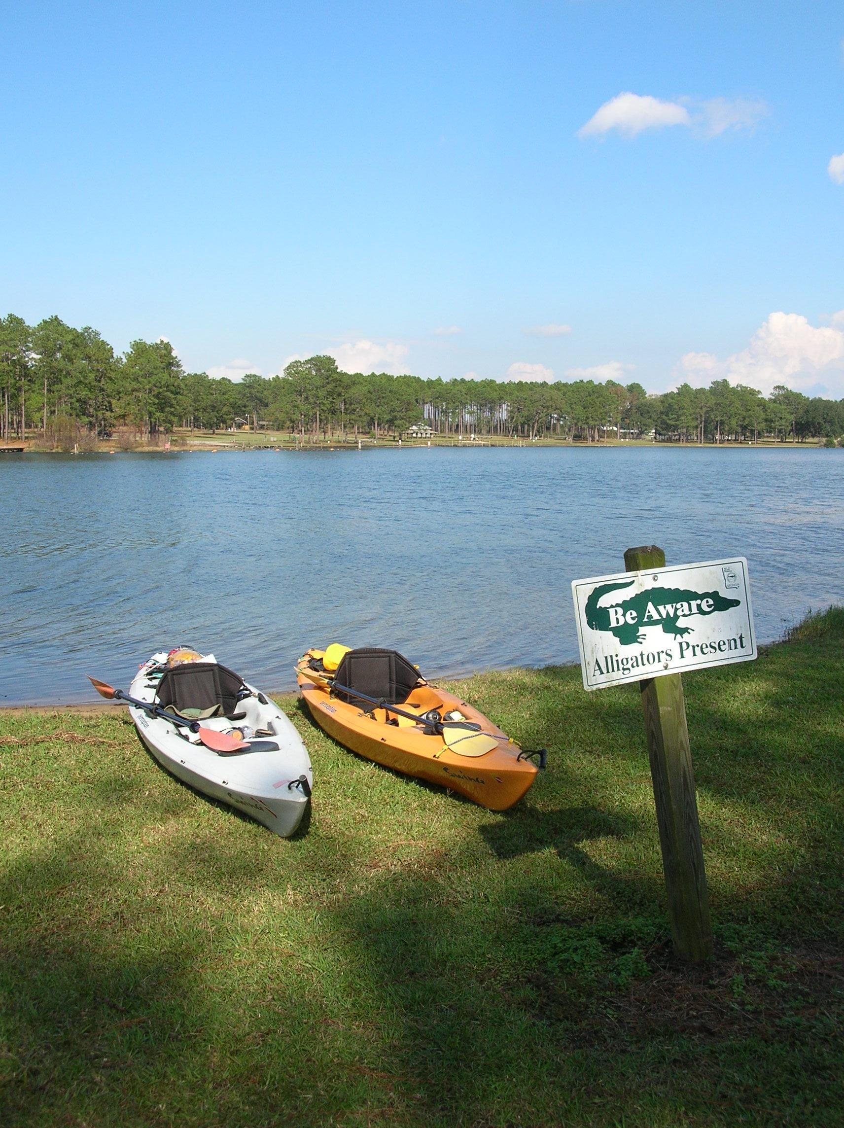 Kayak Put-In