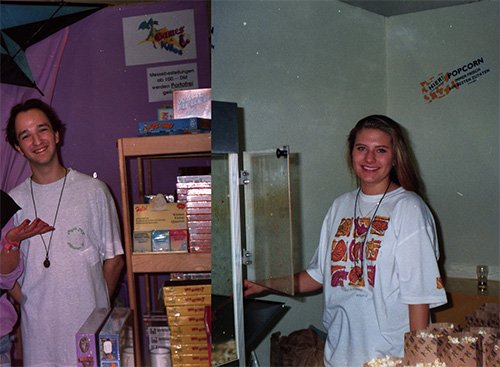20 years ago at the games fair.