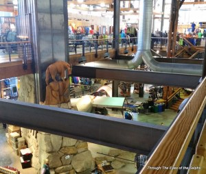 This REI store has everything for the outdoors!!!