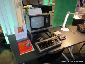The very popular Radio Shack TRS-80