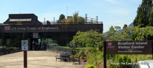 Bonneville Dam Visitors Center