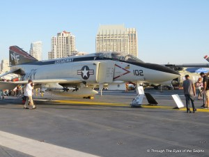 F-4 Phantom II fighter, this is the first aircraft that I built training simulators for