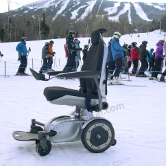 Wheelchair Skiing White Slipper Chair Buying Home Medical Products Online Catching Health With