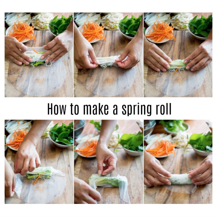Doctor's Orders Try This Recipe For Spring Rolls And Take