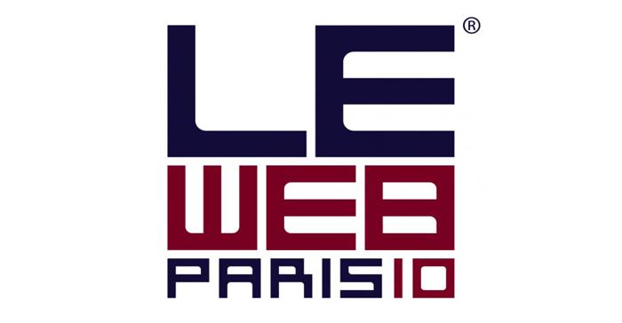 LeWeb 2010 Paris – Backstage with Loic Le Meur and Stephanie Booth