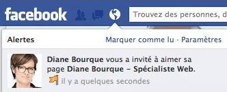 facebook-invitation-ami-page